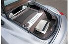 Porsche Cayman S, Stauraum, Kofferraum