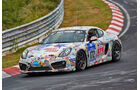 Porsche Cayman S - Team Mathol Racing e.V. - Startnummer: 172 - Bewerber/Fahrer: Claudius Karch, Kai Riemer, Jim Briody, Scott Marshall - Klasse: V6