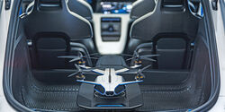 Porsche Drohne