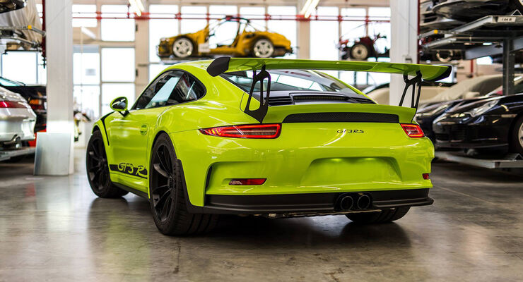 Porsche 911 991 Gt3 Rs Quot Exclusive Edition Quot Gr 252 N Wie Die