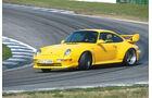 Porsche GT2, Driften
