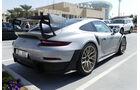 Porsche GT2 RS - Carspotting - GP Abu Dhabi 2018