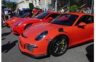 Porsche GT3 RS - Carspotting - GP Monaco 2016