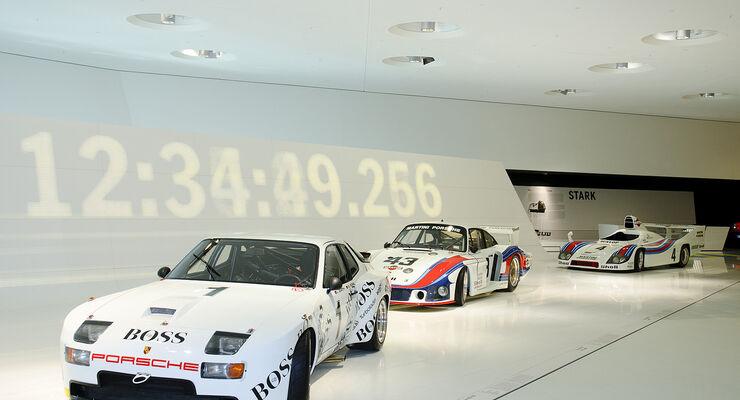 Porsche LeMans, Sonderausstellung