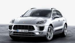 Porsche Macan Facelift 2016