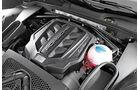 Porsche Macan Turbo, Motor