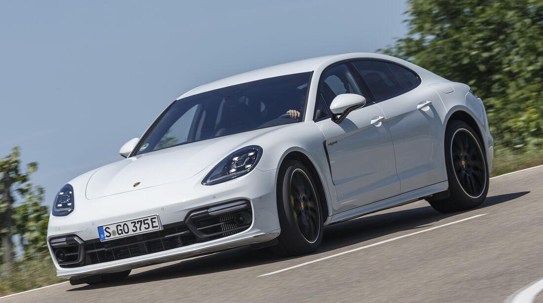Porsche Panamera 4 E-Hybrid, Exterieur