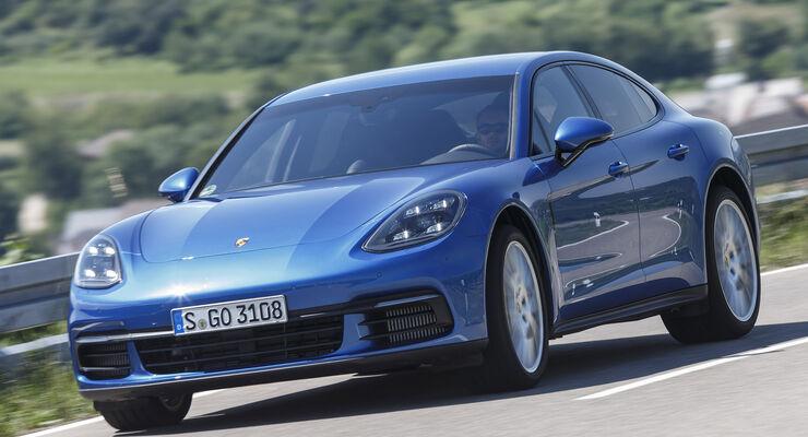 Porsche-Rückruf: Servolenkung beim Panamera kann ausfallen