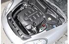 Porsche Panamera Diesel, Motor