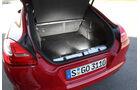 Porsche Panamera GTS, Kofferraum