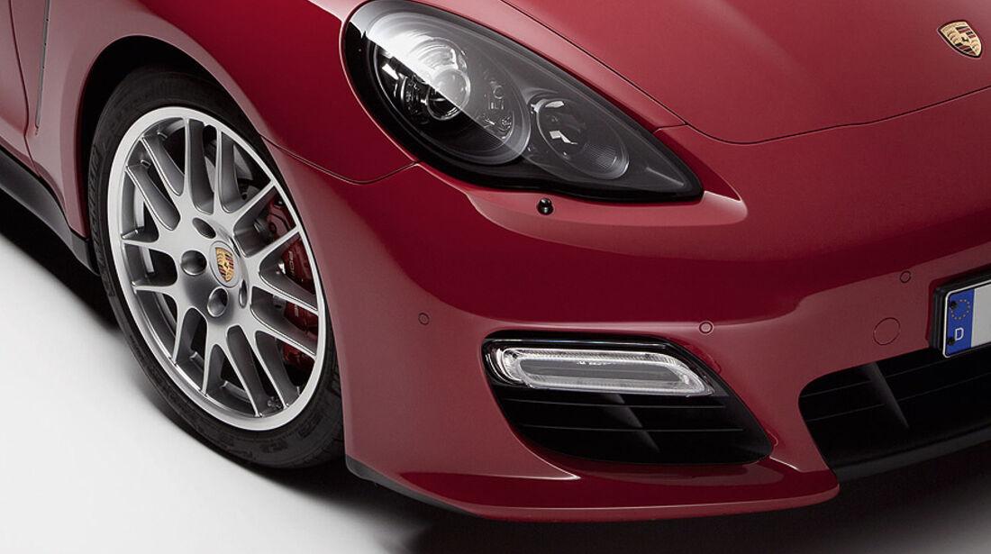 Porsche Panamera GTS, Scheinwerfer