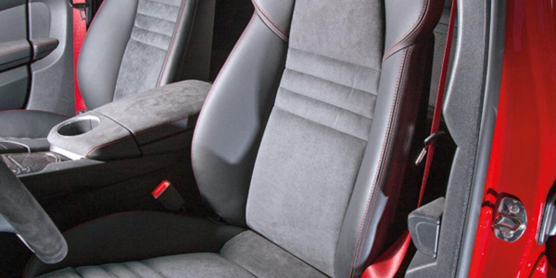 Porsche Panamera GTS, Sitz, Fahrersitz