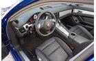 Porsche Panamera S Hybrid, Cockpit, Lenkrad, Innenraum