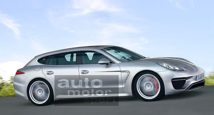 Porsche Panamera Shooting Brake
