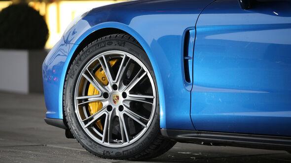 Porsche Panamera Turbo, Rad, Felge