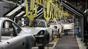 Porsche Produktion