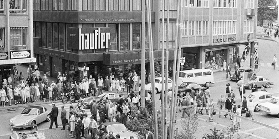 Porsche Typ 917, Marktplatz Stuttgart