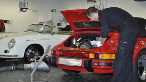 Porsche Werkstatt