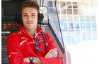 Porträt Jules Bianchi - Formel 1 2014