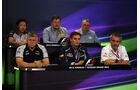 Pressekonferenz  - Formel 1 - GP Russland - 29. April 2016