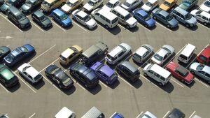 Private Parkplätze unterliegen nicht der StVO.