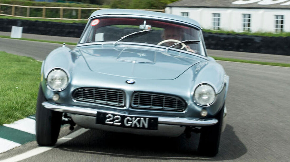 Promi-Autos 2018 BMW 507 John Surtees