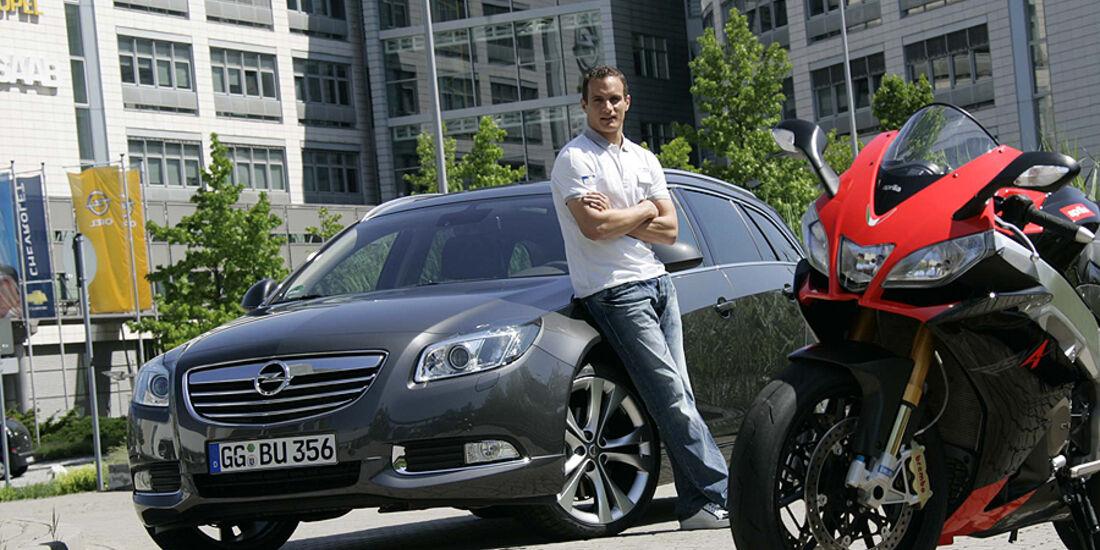 Promi-Autos, Opel, Alex Hoffmann