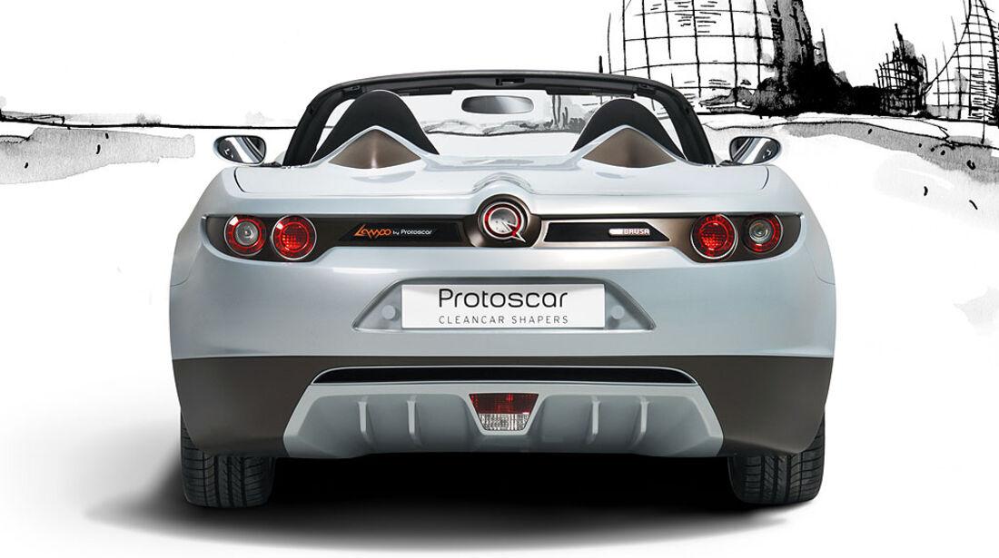 Protoscar Lampo Elektroauto