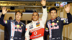 Qualifying GP Abu Dhabi 2009