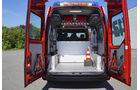 RETTMobil 2016, Einsatzfahrzeuge, Notarzt, Rettungsdienst, Opel Movano