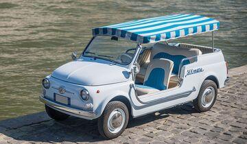 RM Auctions Sotheby's Monaco Sale 2016, Auktion, Versteigerung, Fiat 500 Mare