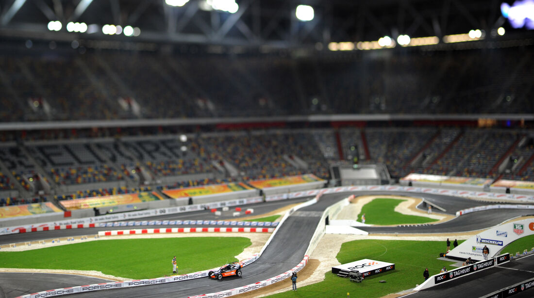 Race of Champions - Training