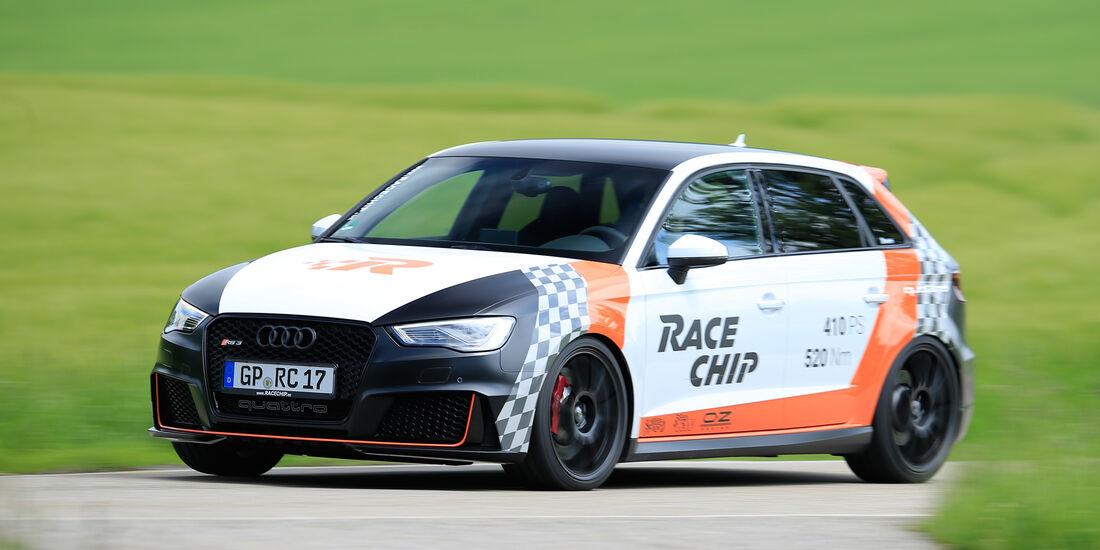 RaceChip-Audi RS3 Sportback, Seitenansicht