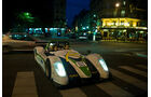 Racing Green Endurance, Radical SRZero, Elektroauto, London nach Paris