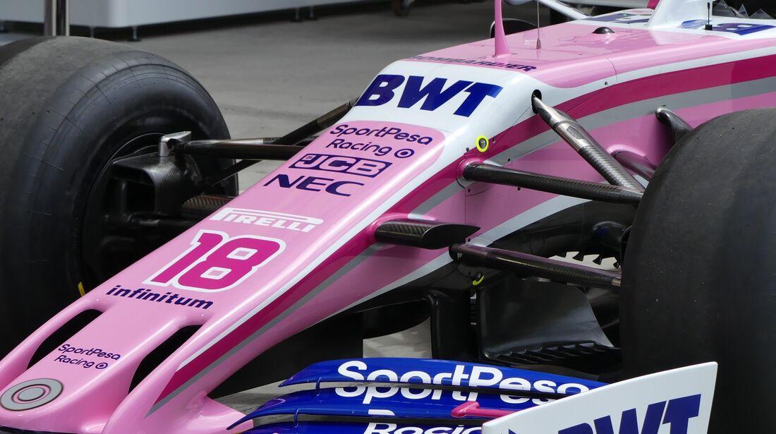 Racing Point - Formel 1 - GP Bahrain - 30. März 2019
