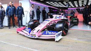 Racing Point RP19 - Formel 1 - Test - Barcelona - 2019