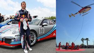 Radio Fahrerlager - GP Spanien 2013 - Loeb & Ferrari