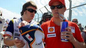 Räikkönen & Alonso