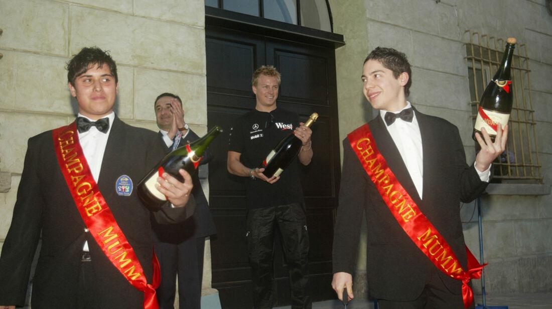 Räikkönen Bandini Trophy 2004