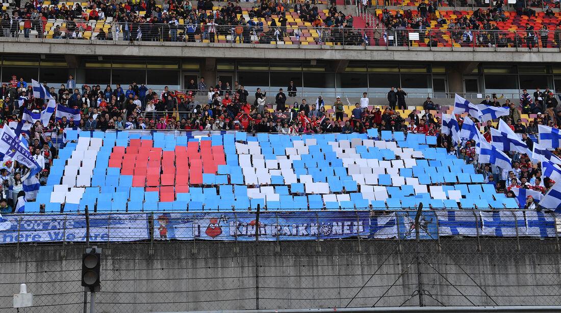 Räikkönen-Fans - Formel 1 - GP China 2018