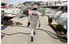 Räikkönen GP Monaco 2006