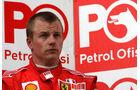 Räikkönen GP Türkei 2008