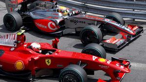 Räikkönen & Hamilton