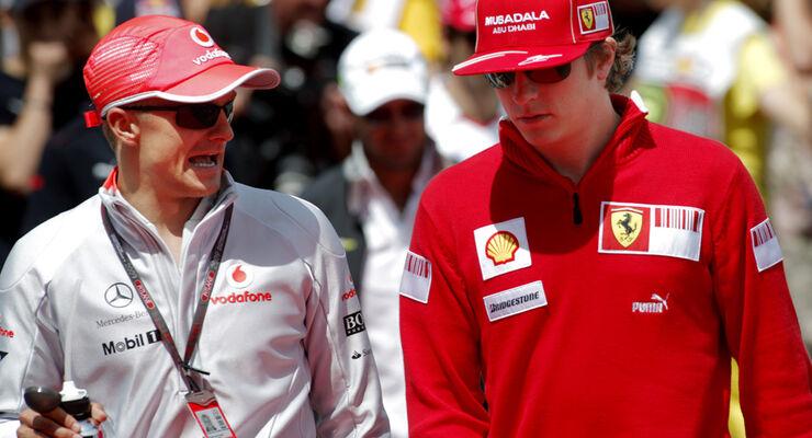 Räikkönen & Kovalainen