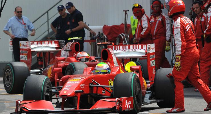 Räikkönen & Massa