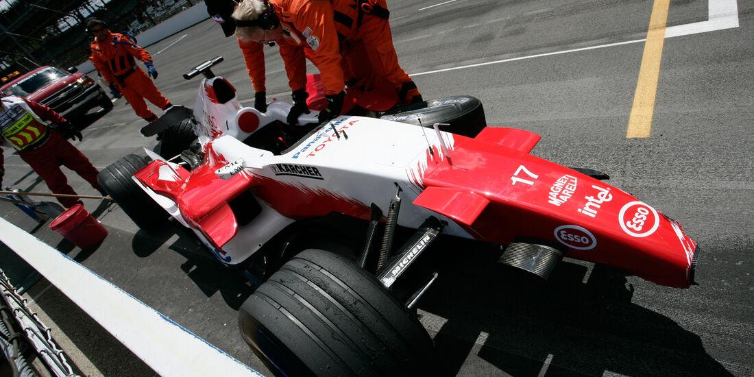 Ralf Schumacher - GP USA 2005