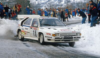 Ralley, Citroën BX