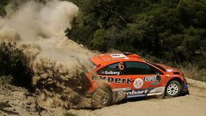 Rallye Akropolis 2009