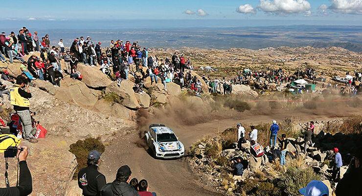 Rallye Argentinien 2013