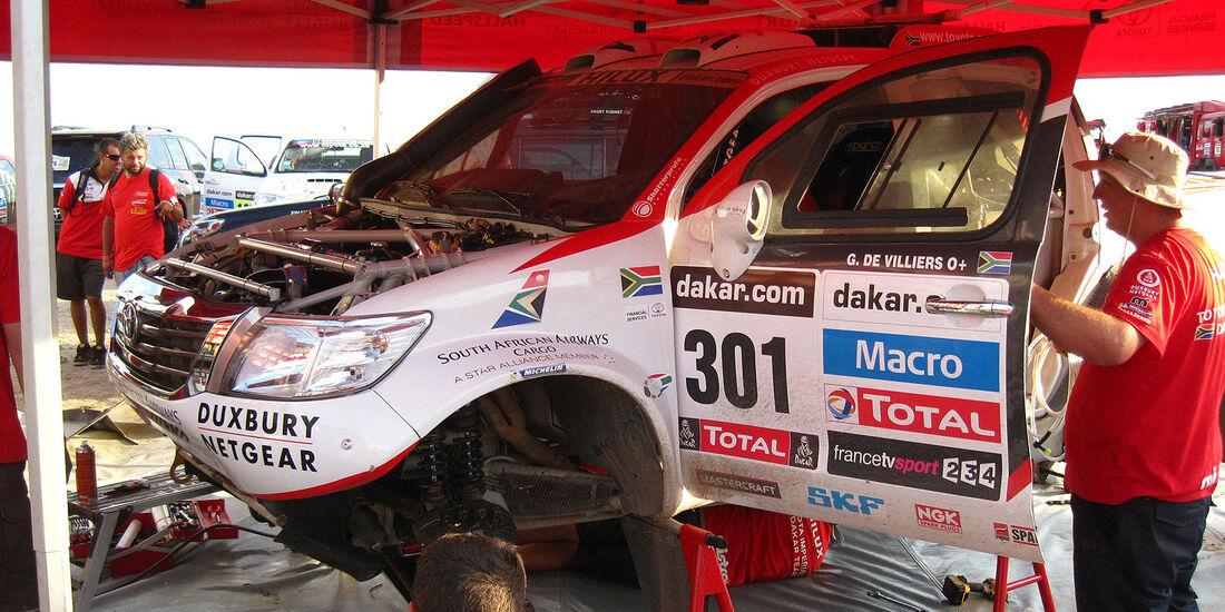 Rallye Dakar 2013 Blog 9